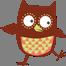 Oxford Owl logo