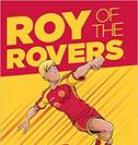 Roy of the Rovers logo