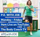PE with Joe Wicks image